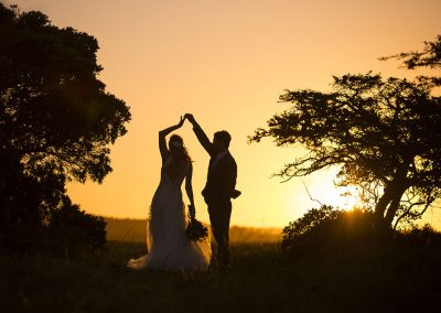 Fort D Acre - Wedding - Sunset